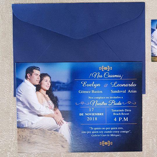 Invitación Print Lord TR